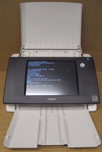 Canon imageFORMULA ScanFront 300 A4 Network Document Sheetfed Scanner M111041